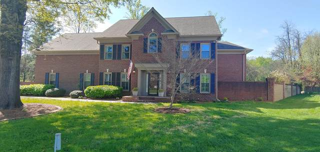 501 Princeton Court, Knoxville, TN 37919 (#1148641) :: Billy Houston Group