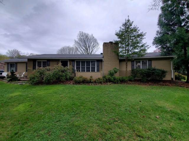 6912 NW Stockton Drive, Knoxville, TN 37909 (#1148648) :: Adam Wilson Realty