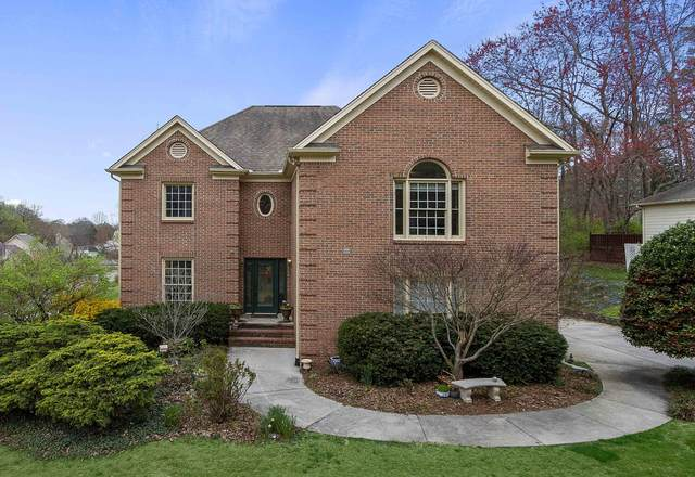 1509 Coventry Park Blvd, Knoxville, TN 37931 (#1148661) :: JET Real Estate