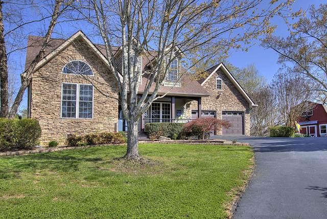 516 Turtle Dove Tr, Dandridge, TN 37725 (#1148694) :: JET Real Estate