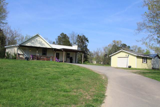 Old Tazewell Pike & Luttrell R, Knoxville, TN 37918 (#1148697) :: A+ Team