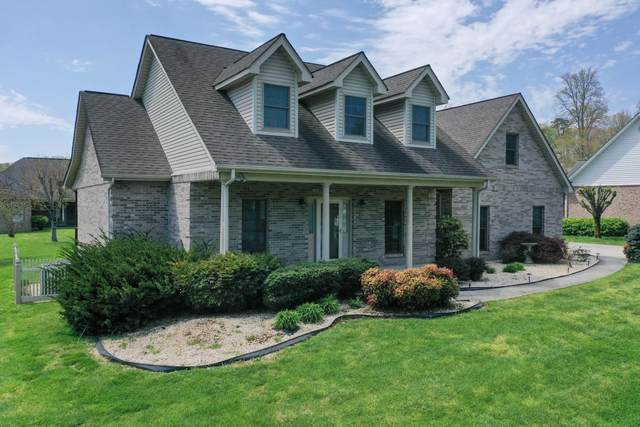 121 Alpine Drive, Clinton, TN 37716 (#1148722) :: Shannon Foster Boline Group
