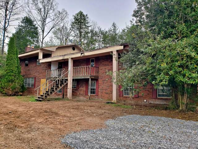517 Old State Road, Tellico Plains, TN 37385 (#1148731) :: Cindy Kraus Group | Realty Executives Associates