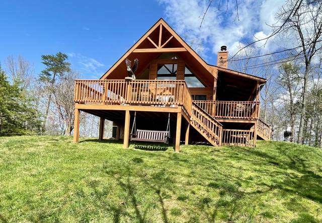 3633 Country Pines Way, Sevierville, TN 37876 (#1148741) :: Catrina Foster Group