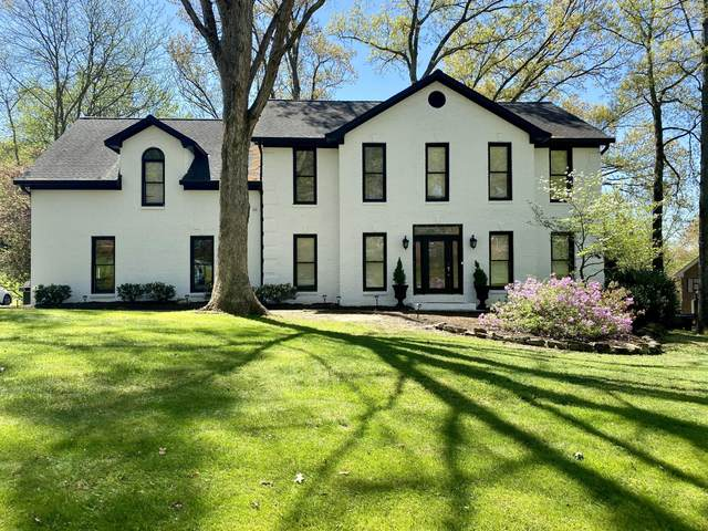 407 Mapletree Drive, Knoxville, TN 37934 (#1148822) :: JET Real Estate