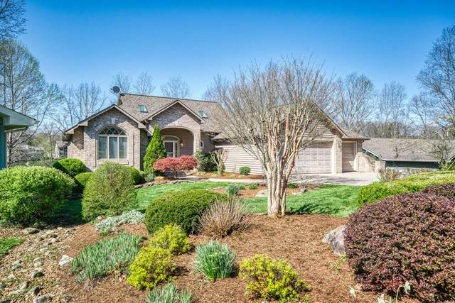 136 Rutgers Circle, Crossville, TN 38558 (#1148830) :: Cindy Kraus Group | Realty Executives Associates