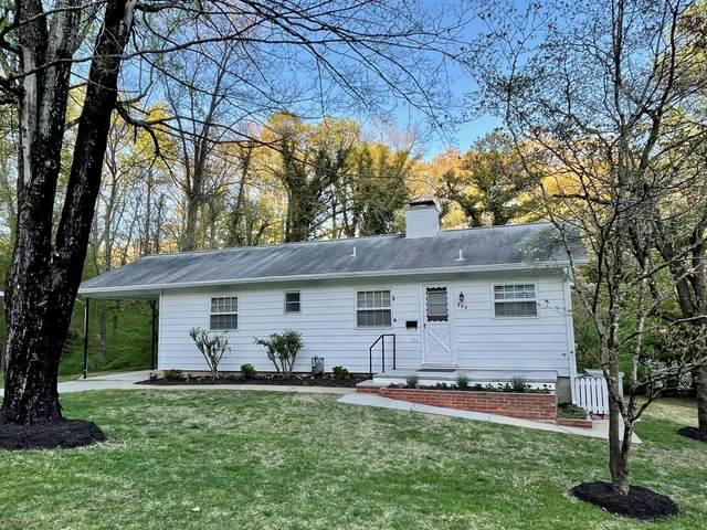 122 Taylor Rd, Oak Ridge, TN 37830 (#1148861) :: JET Real Estate