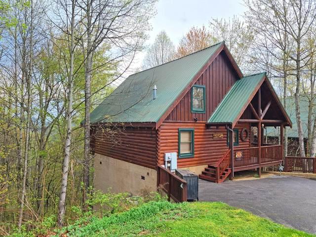 4426 Forest Vista Way, Pigeon Forge, TN 37863 (#1148874) :: JET Real Estate