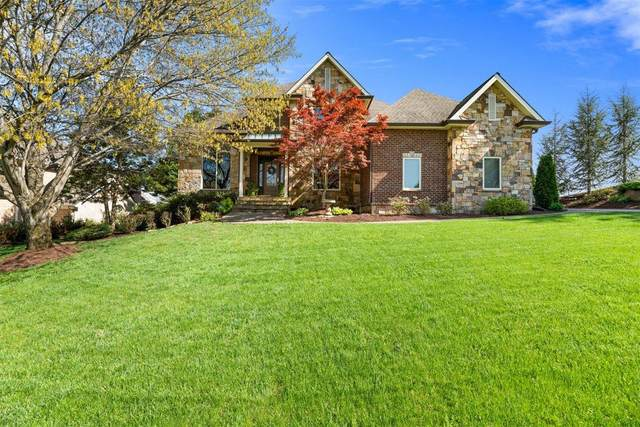 9128 Linksvue Drive, Knoxville, TN 37922 (#1148879) :: Cindy Kraus Group | Realty Executives Associates