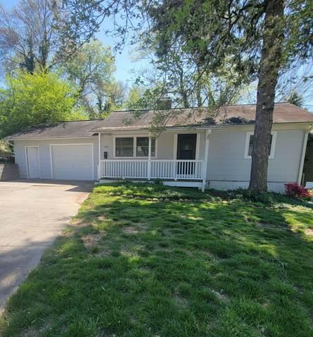 125 Euclid Circle, Oak Ridge, TN 37830 (#1148942) :: JET Real Estate