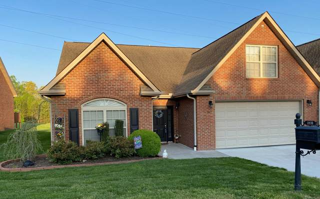 3933 Doral Drive, Maryville, TN 37801 (#1148949) :: JET Real Estate