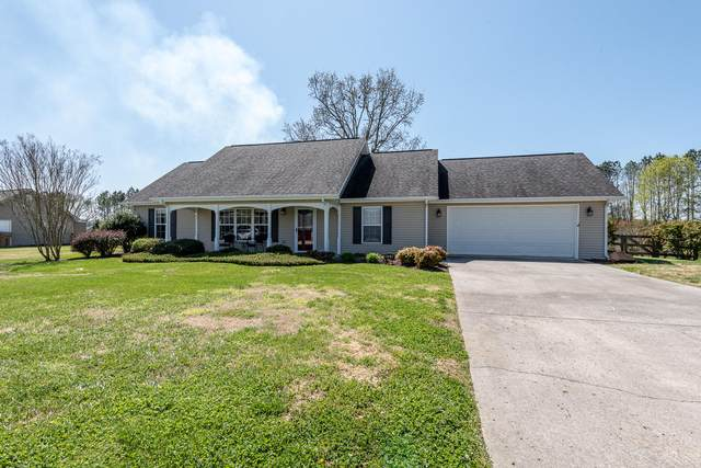 825 Amburn Meadows Lane, Maryville, TN 37801 (#1148954) :: Shannon Foster Boline Group
