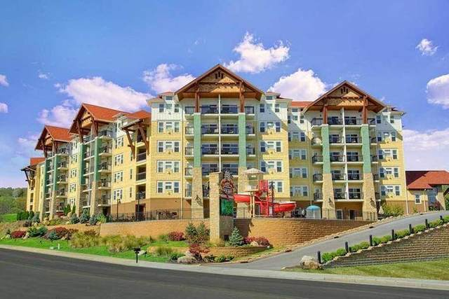 3415 Teaster Lane #401, Pigeon Forge, TN 37863 (#1148955) :: Tennessee Elite Realty