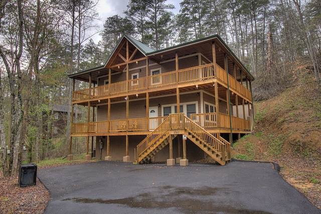 2740 Mountain View Circle, Sevierville, TN 37862 (#1148978) :: JET Real Estate