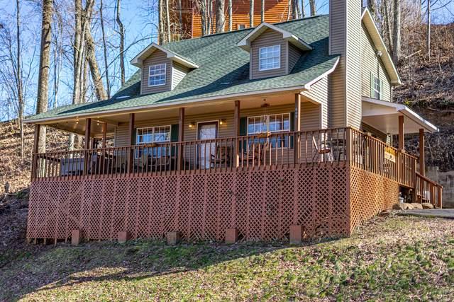 609 Sunset Lane, Gatlinburg, TN 37738 (#1148988) :: JET Real Estate