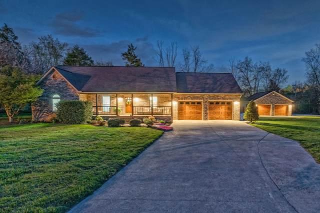 202 Springfield Lane, Jacksboro, TN 37757 (#1149002) :: Cindy Kraus Group | Realty Executives Associates