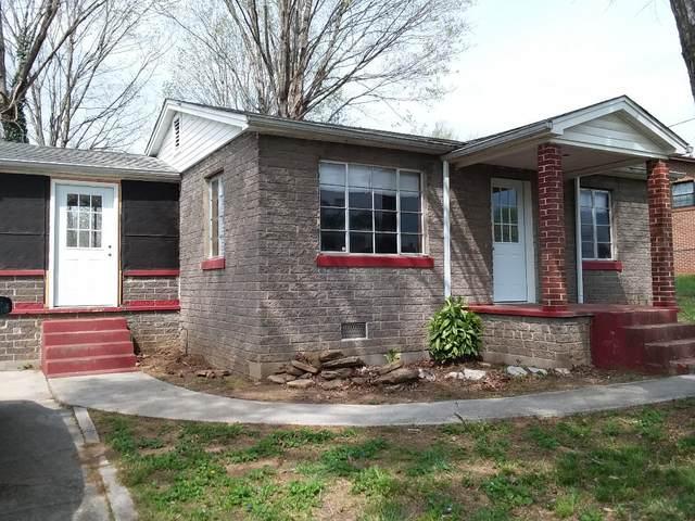 414 Central Ave, Harriman, TN 37748 (#1149056) :: Realty Executives Associates