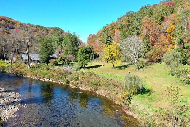 Rafter Rd, Tellico Plains, TN 37385 (#1149079) :: Cindy Kraus Group | Realty Executives Associates