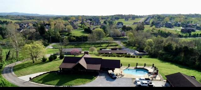 2443 Cherokee Drive, Morristown, TN 37814 (#1149096) :: Shannon Foster Boline Group