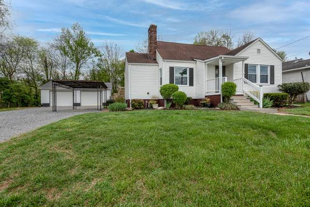 2506 Old Knoxville Pike, Maryville, TN 37804 (#1149175) :: Adam Wilson Realty