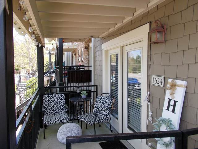 1100 Tree Top Way #1624, Knoxville, TN 37920 (#1149193) :: Billy Houston Group
