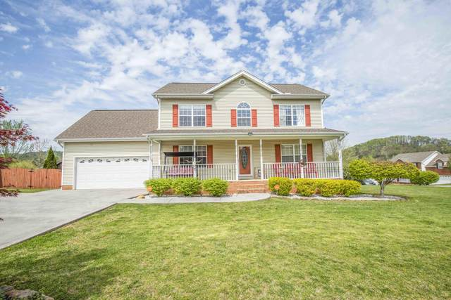 7007 Andrew Seagle Rd, Corryton, TN 37721 (#1149205) :: Shannon Foster Boline Group