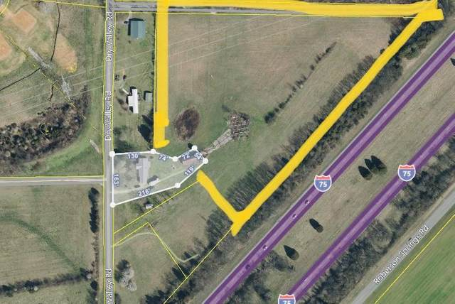 11652 Dry Valley Rd, Loudon, TN 37774 (#1149230) :: Shannon Foster Boline Group