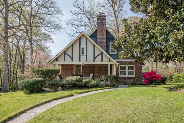 252 Chamberlain Blvd, Knoxville, TN 37920 (#1149239) :: Shannon Foster Boline Group