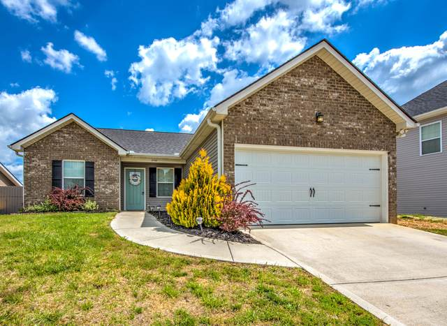 2720 Palace Green Rd, Knoxville, TN 37924 (#1149246) :: Adam Wilson Realty