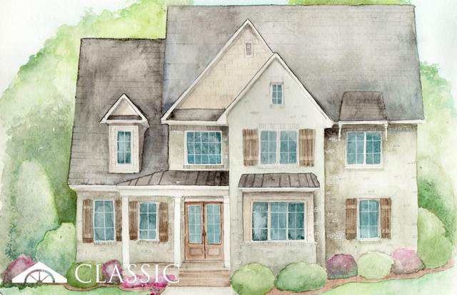 Old Kent Drive, Knoxville, TN 37919 (#1149264) :: Shannon Foster Boline Group