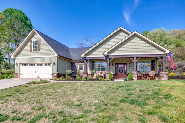 2701 Homestead Court, Maryville, TN 37804 (#1149370) :: Catrina Foster Group