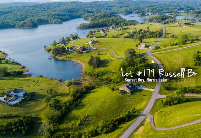 Lot 179 Russell Brothers Rd, Sharps Chapel, TN 37866 (#1149380) :: Adam Wilson Realty