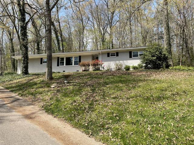 24 Westover Drive, Oak Ridge, TN 37830 (#1149430) :: Billy Houston Group