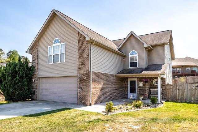 1306 Elsborn Ridge Rd, Maryville, TN 37801 (#1149435) :: Adam Wilson Realty