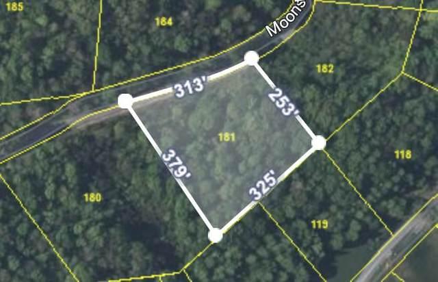 LOT 181 Moonstone Lane, New Tazewell, TN 37825 (#1149438) :: Billy Houston Group