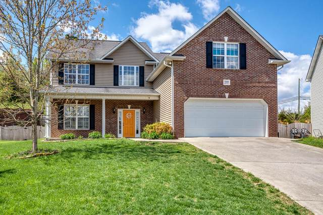 7309 Slippery Rock Lane, Knoxville, TN 37931 (#1149440) :: Catrina Foster Group