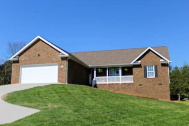 1316 Tomahawk Drive, Maryville, TN 37803 (#1149493) :: Catrina Foster Group