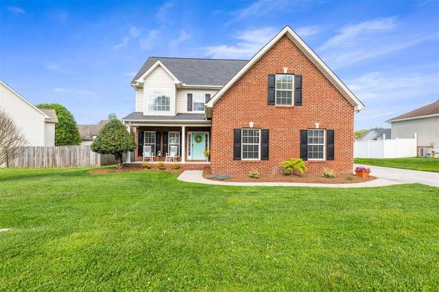 7232 Hannah Brook Rd, Knoxville, TN 37918 (#1149501) :: Shannon Foster Boline Group