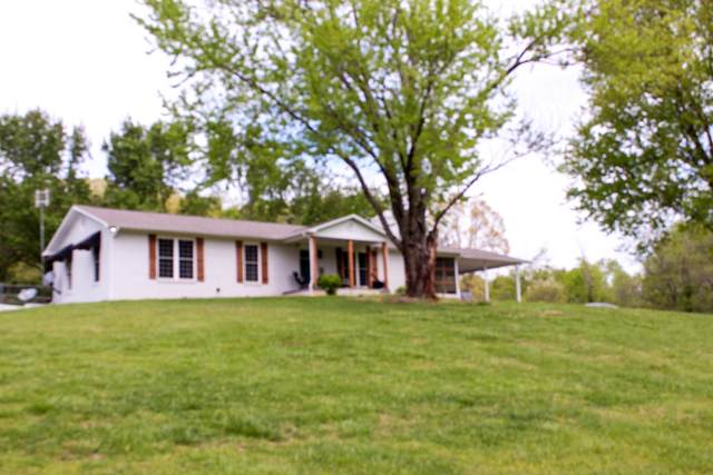 338 Knob Crossing, Madisonville, TN 37354 (#1149522) :: Catrina Foster Group