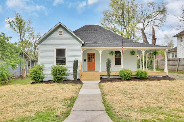 608 Radford Place, Knoxville, TN 37917 (#1149528) :: Catrina Foster Group