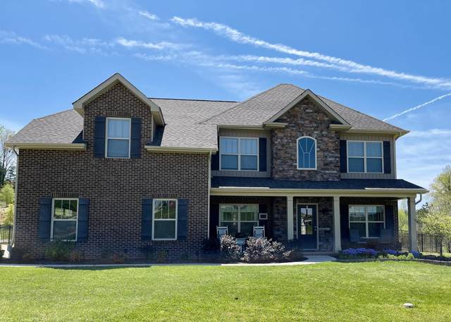 100 W Elderberry St, Oak Ridge, TN 37830 (#1149537) :: Adam Wilson Realty