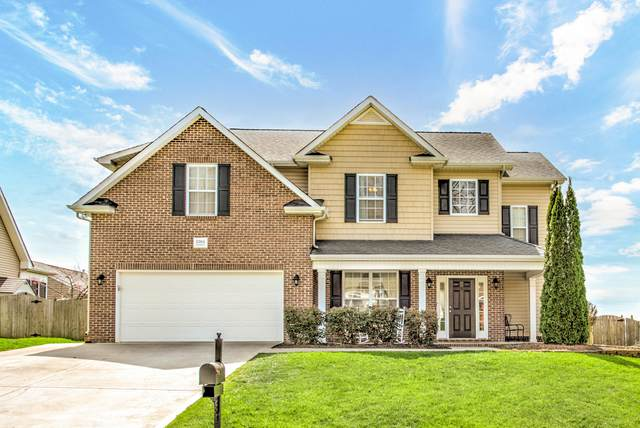 3304 Orange Blossom Lane, Knoxville, TN 37931 (#1149546) :: Adam Wilson Realty