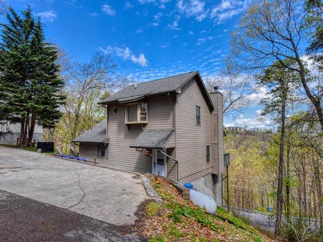 1525 Gillespie Way, Gatlinburg, TN 37738 (#1149571) :: Shannon Foster Boline Group
