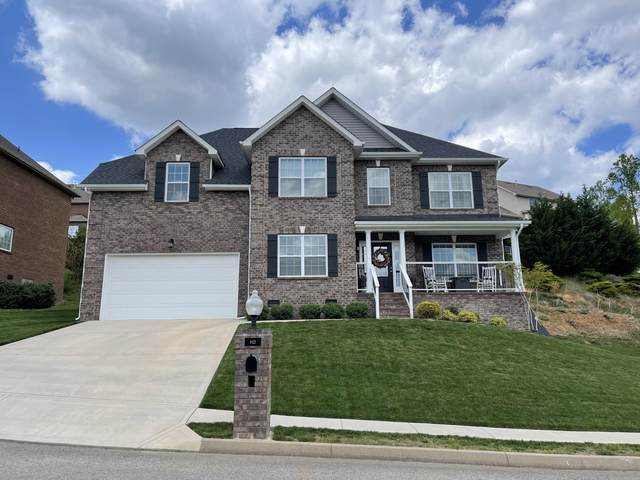 8421 Mahogany Lane, Knoxville, TN 37938 (#1149624) :: Tennessee Elite Realty