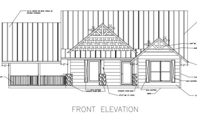 Lot 33 Storm Bringer Drive, Sevierville, TN 37862 (#1149630) :: Shannon Foster Boline Group