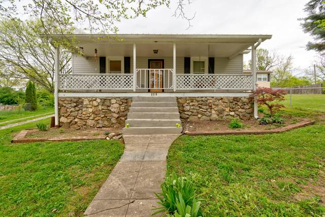 2210 Aster Rd, Knoxville, TN 37918 (#1149634) :: Adam Wilson Realty