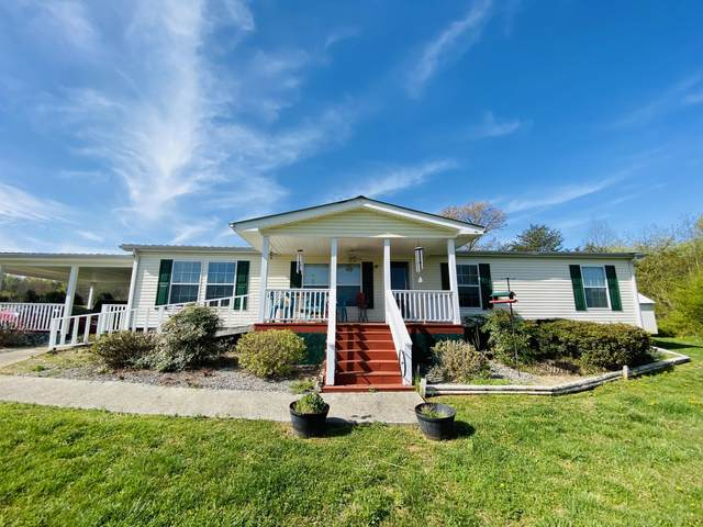 112 Sinking Creek Rd, Madisonville, TN 37354 (#1149639) :: Shannon Foster Boline Group