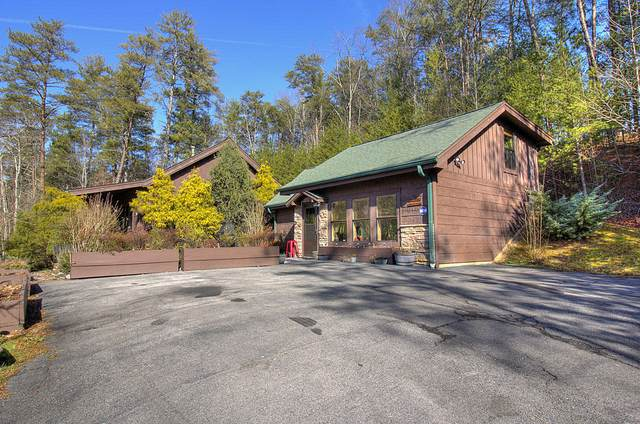 2813 Piney Cove Way, Sevierville, TN 37862 (#1149664) :: Billy Houston Group