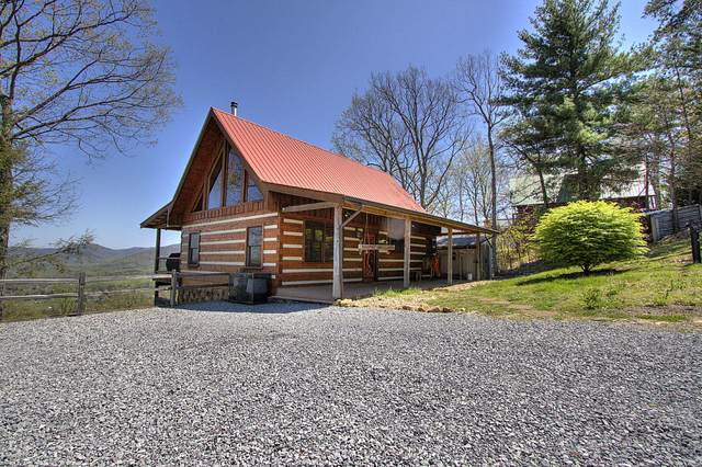 3825 Glenview Way, Sevierville, TN 37862 (#1149687) :: Billy Houston Group