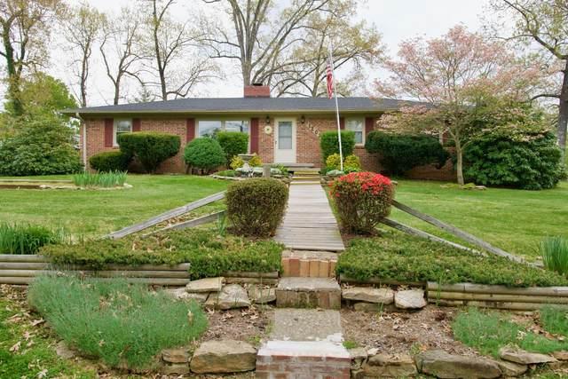 1203 E White Oak Drive, Cookeville, TN 38501 (#1149693) :: Adam Wilson Realty